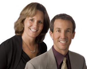 Brad and Suzanna