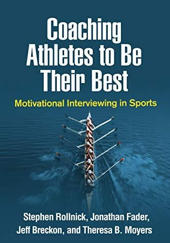 Coaching Athletes to be their Best Book Cover - Jonathan Fader