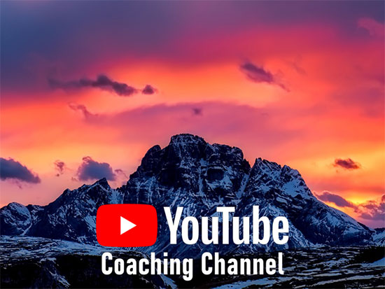 YouTube Coaching Channel - Catalyst Coaching Institute